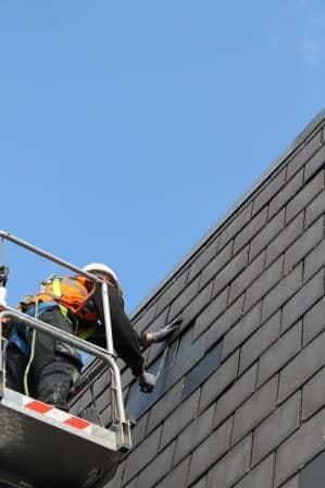 Asda Store Roof Repair 4