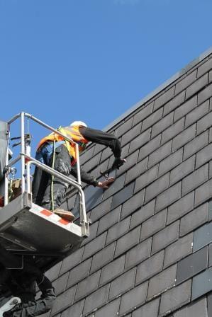 Asda Store Roof Repair 6