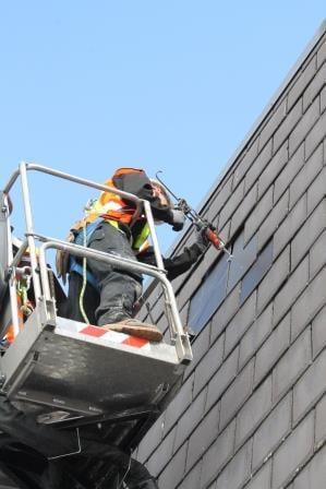 Asda Store Roof Repair 7