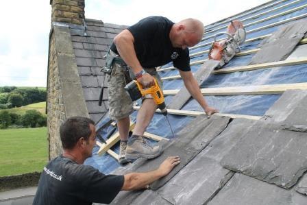 Clough Head New Roof 11