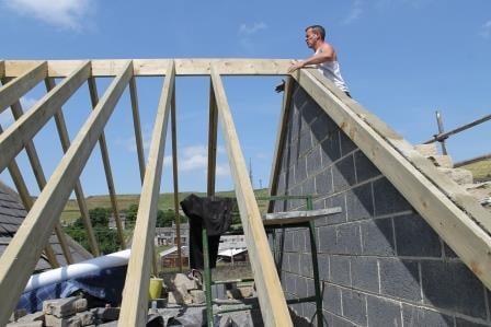 Clough Head New Roof 5