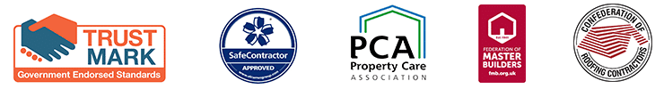 DPR Roofing Huddersfield Accreditations