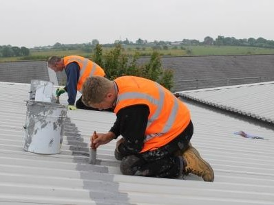 Commercial Roof Maintenance Lancashire Gresham