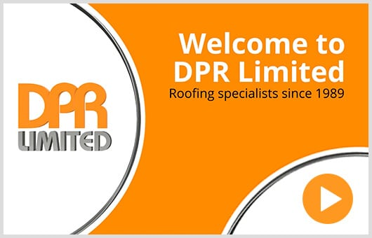 DPR Roofing Huddersfield Video