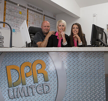 Meet DPR Roofing Huddersfield